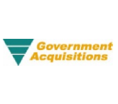 Government Acquisitions Data Security Client