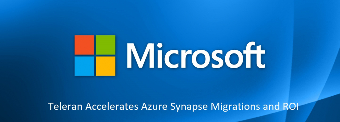 Teleran Delivers Automated Microsoft Azure Synapse Assessment